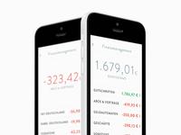 Smart Banking App »NEW FEATURES IN PROGRESS«