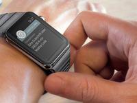 kontoalarm - Apple Watch, its true.