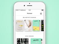 Concept of a Book App