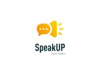 Speak Logo redesign