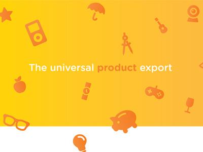 Brochure WIP pictopro brochure print design products export branding icons floating