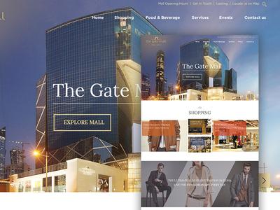 Gate Mall