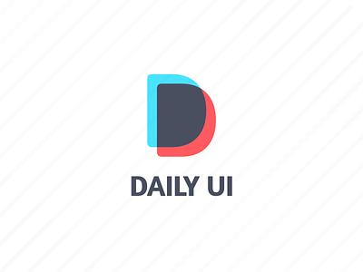 Daily UI 52 - Daily UI Logo dailylogochallenge logo dailyui