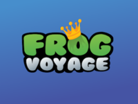 Frog Voyage Logo