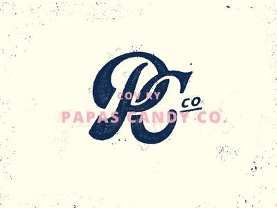 Papas Candy Co. Concept