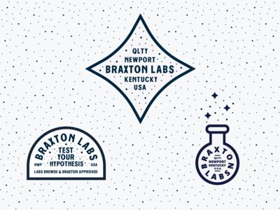 Braxton Labs Badges
