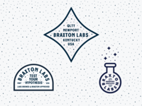 Braxton Labs Badges