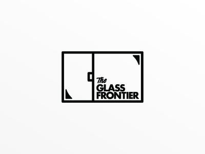 The Glass Frontier Horizontal Stacked