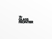 The Glass Frontier Logotype