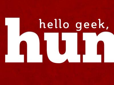 hello geek,