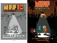 NFF 2018 film festival poster