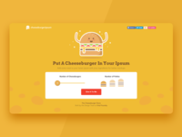 Sink your teeth into these buns with Cheeseburger Ipsum