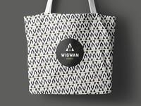 Wigwam Re-branding - Bag