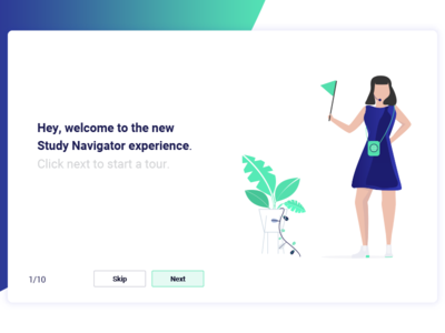 onboarding tour