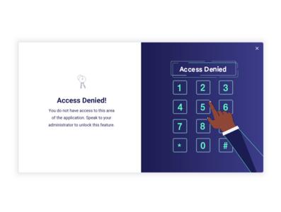 Access Denied