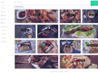 Drora | Restaurant UI (Front end + Dashboard)