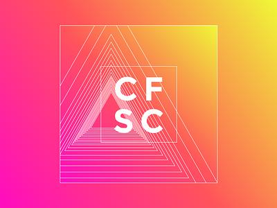 CFSC lines gradient sketch