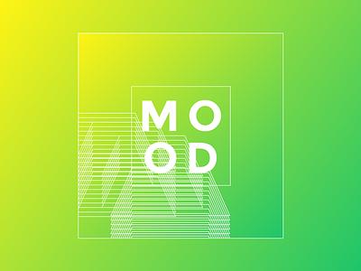 mood mood sketch graidents lines