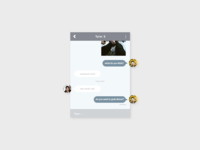 Daily UI - Messenger