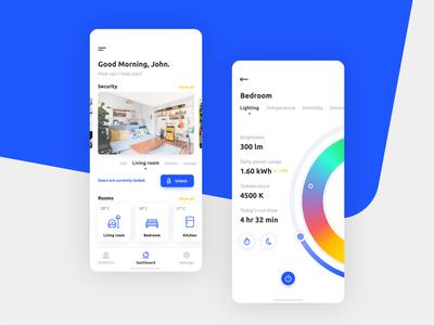 Smart Home app exploration