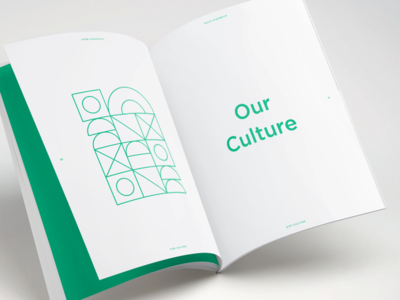 Base Employee Handbook By Kim Le Dribbble - Employee handbook design