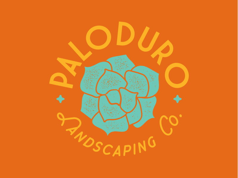 PALODURO - logo artdirection texas logo branding graphicdesign illustration