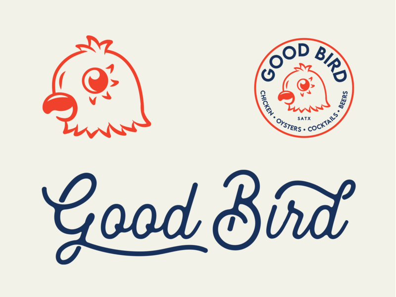 Good Bird - branding fastcasual hospitalitybranding logo illustration graphicdesign branding