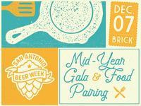 San Antonio beer Week - event poster
