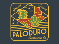 PaloDuro Landscaping Co. - Patch
