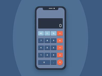 daily ui 004 - calculator uidesign ui math calculator dailyui 004 dailyui