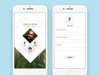 Farmer Data Gathering App for Engro