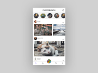 Photobunch Social Media Dashboard