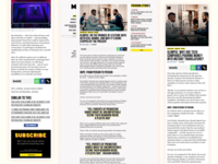 Article Mobile and Desktop View