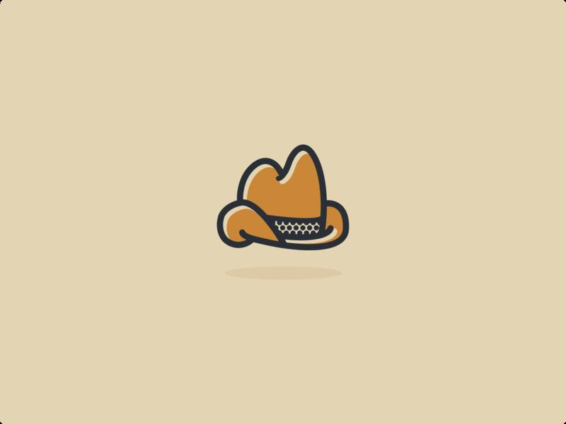 Hat sketch vector illustration