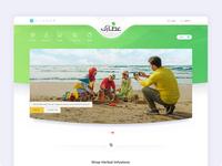 UI/UX Design for Atarak Shop