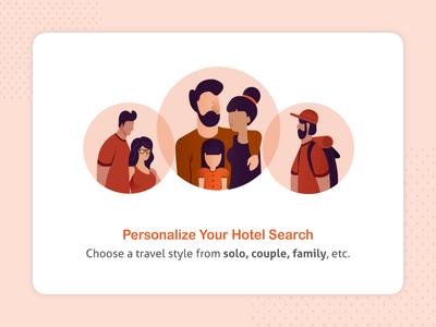 Hotel Personas