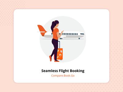 Seamless Flight Booking