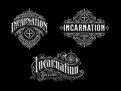 Logo Sketches logo vintage custom lettering identity victorkevruh handlettering sketch logotype typography lettering