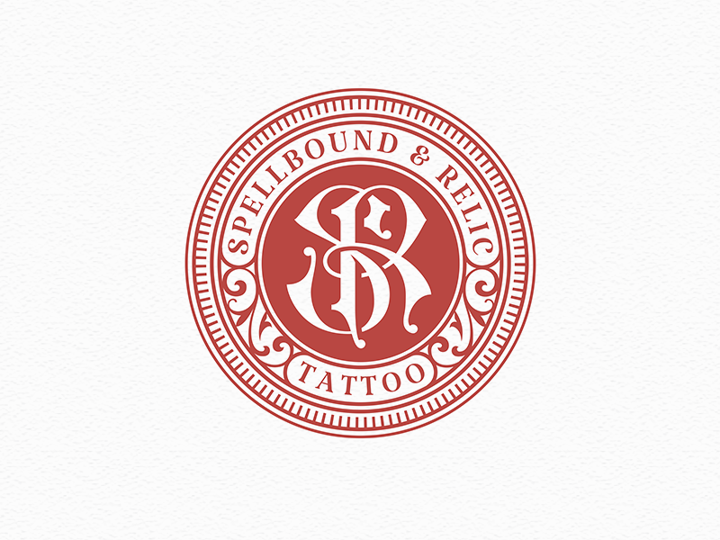 Sr Monogram By Victorkevruh On Dribbble