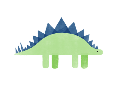 Dinosaur illustration icon baby children kids cute dino dinosaur