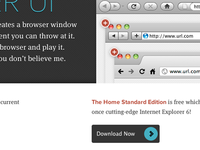 Browser UI
