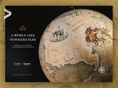 Royal Ascot Like Nowhere Else Globe Project