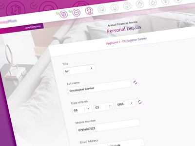 Finance Review Desktop App