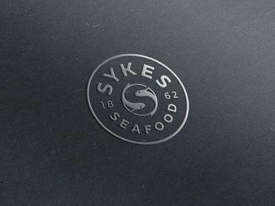 Sykes Seafood Branding