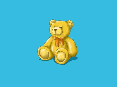Stuffie the bear