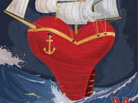 Ship Of Hearts