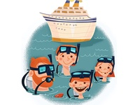 Cruise Diving Tips