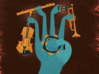Musical Hand