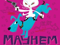 Bad Kitty:  Mayhem