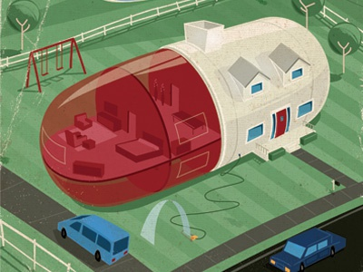 Pill house
